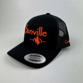 Sunville Cap Neon Orange