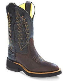 Old West Black boots