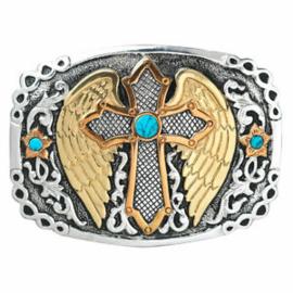 Crumrine Beautiful Cross With Wings