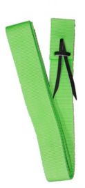 Nylon Tie Strap Light Green
