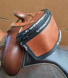 """Cattleman's """"Pommel Bag"""" Leder"""