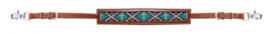 Wither Strap Inlay Turquoise