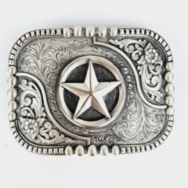 Buckle Star White stone