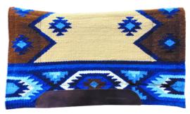 Arena Masters Wool Pad Blue/Beige