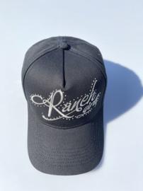 Ranchgirls Pet Black/Silver