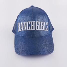 Ranch Girl Blauw