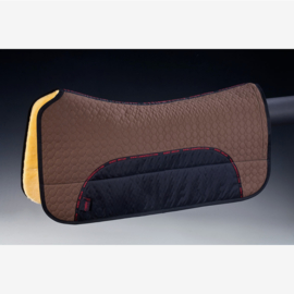 Christ Saddle Pad Square