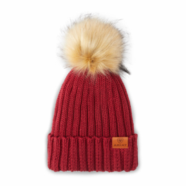 Ariat Cotswold Beanie Rhubarb