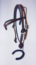Headstall West Coast Croc-collection