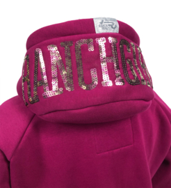 "Ranchgirls Hooded Jacket ""Shiny"" Baton rouge"