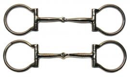 Snaflle D-rings
