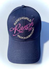 Ranchgirls Pet 99 Ranch Navy