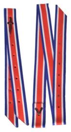 Nylon Off Billet + Tie Strap set RWB