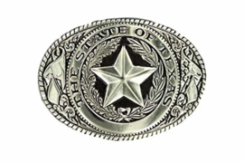 Buckle The State of Texas