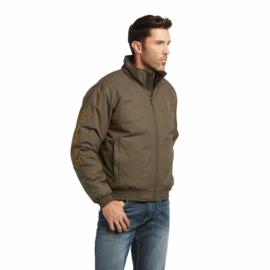 Ariat Stable Jacket Banyan Bark/Bronze