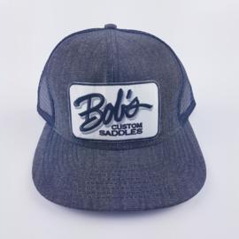 Bob's Grijs/Zwart