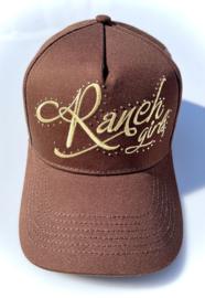 Ranchgirls Pet Brown/Gold
