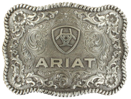 Ariat Buckle Scalloped Logo