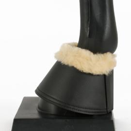 Lami-cell Bell boots met schaapsvacht en dubbele velcro