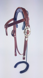 Headstall Gold Star