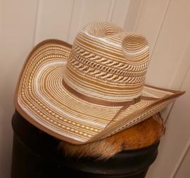 American Hat Company 2 Kleurig Beige