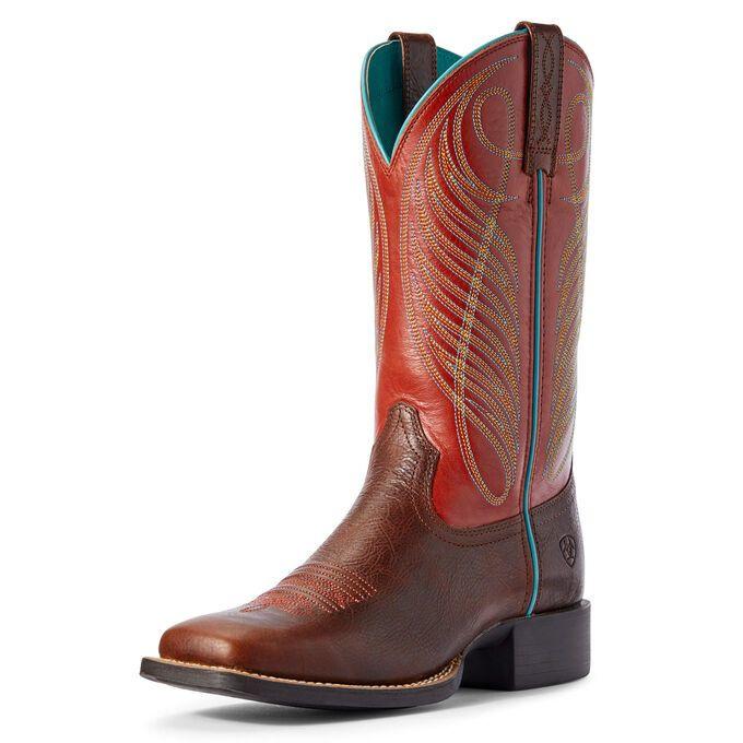 Ariat Western Cowboy boots 6.