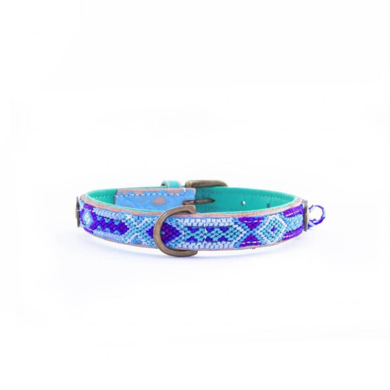 DWAM Blue Halsband