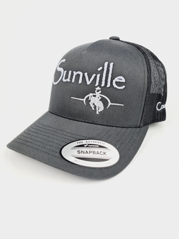 Sunville Cap Grey