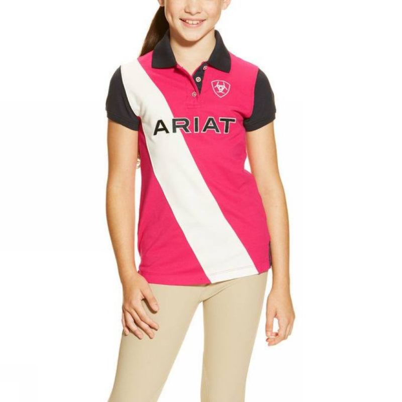 Ariat Polo Roze
