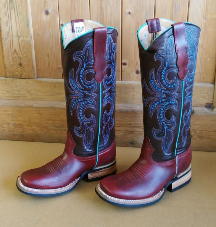 Bulls Eye High Boots Men's