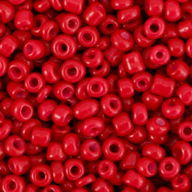 Rocailles 3mm, burgundy red