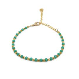 Little beads armbandje ''ontwerp 25'', handmade