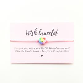 Wish-bracelets