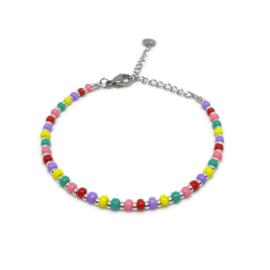 Little beads armbandje ''ontwerp 29'', handmade
