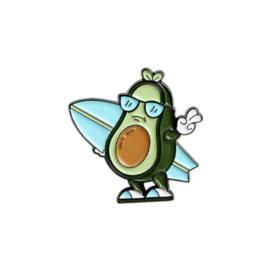 Pin ''surfing avocado''