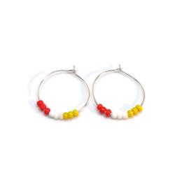 Kleine ringen ''oeteldonk'' handmade 2