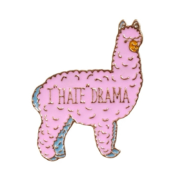 Pin ''I hate drama''