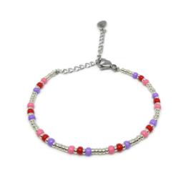 Little beads armbandje ''ontwerp 27'', handmade