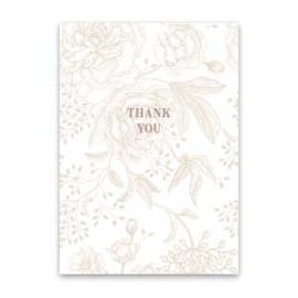 Kaart ''thank you''