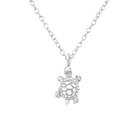 Ketting ''little turtle'' 925 silver