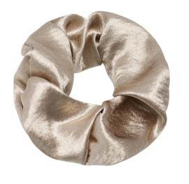Scrunchie ''satin'' gold