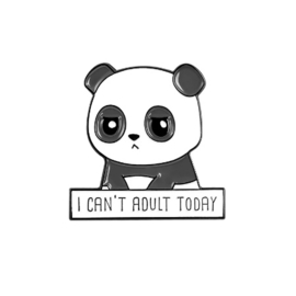 Pin ''i can''t adult today''
