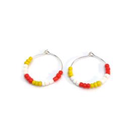 Kleine ringen ''oeteldonk'' handmade 1