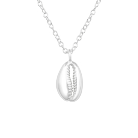 Ketting ''kauri shell'' 925 silver