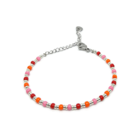 Little beads armbandje ''ontwerp 28'', handmade