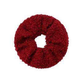Scrunchie ''teddy'' red