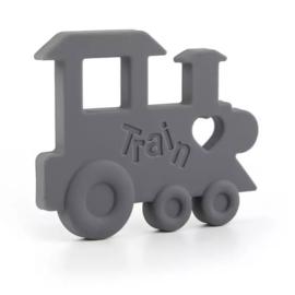 Bijtring siliconen trein