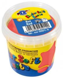Feuchtmann Kinder Soft Knete Basic Klei 150 gram Rood