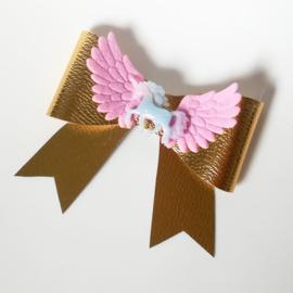 Haarclip small - unicorn