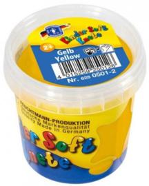 Feuchtmann Kinder Soft Knete Basic Klei 150 gram Geel